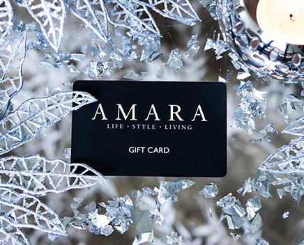 Amara Gift Cards